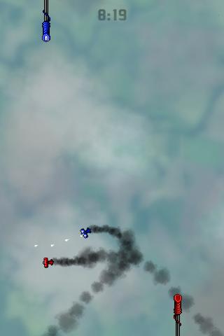 Screenshot 4P Air Battle – LITE