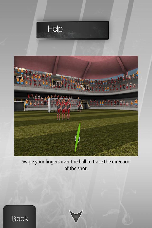 Screenshot GPI Soccer 3D