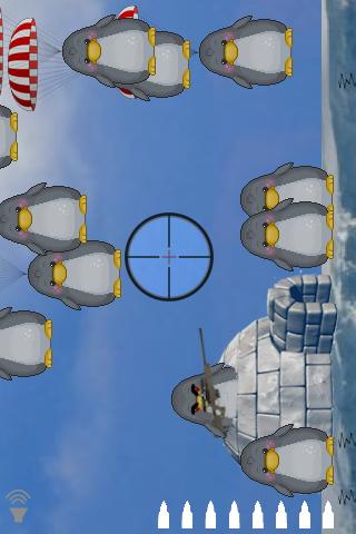 Screenshot Angry Penguins